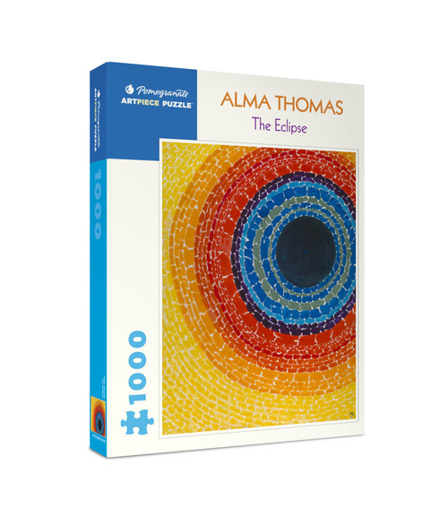 Thomas: The Eclipse - 1000pc Jigsaw Puzzle by Pomegranate