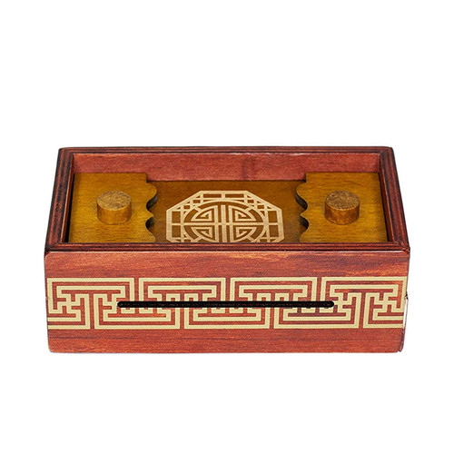 Emperor's Chest - Secret Puzzle Box