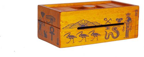 Pharaoh's Tomb - Secret Puzzle Box
