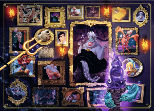 Ursula - 1000pc Jigsaw Puzzle By Ravensburger