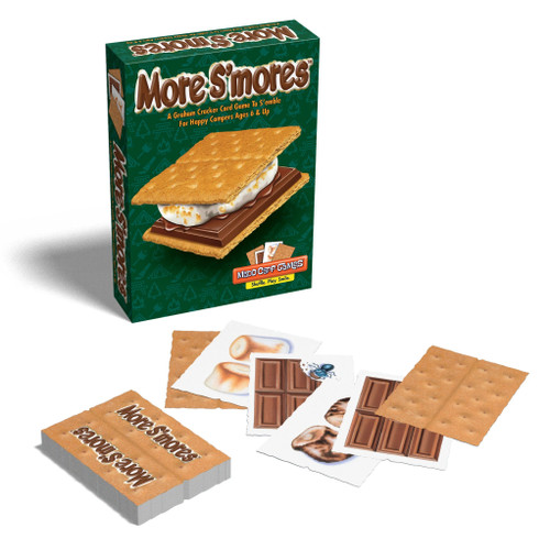 More S'mores - Card Game by Madd Capp