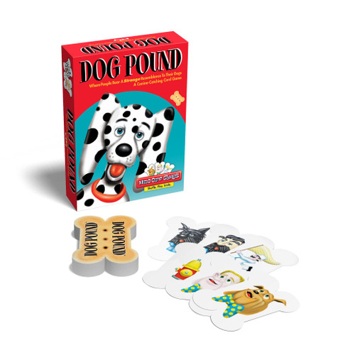 Dog Pound - Card Game by Madd Capp Games