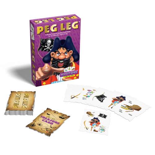 Peg Leg - Card Game by Madd Capp
