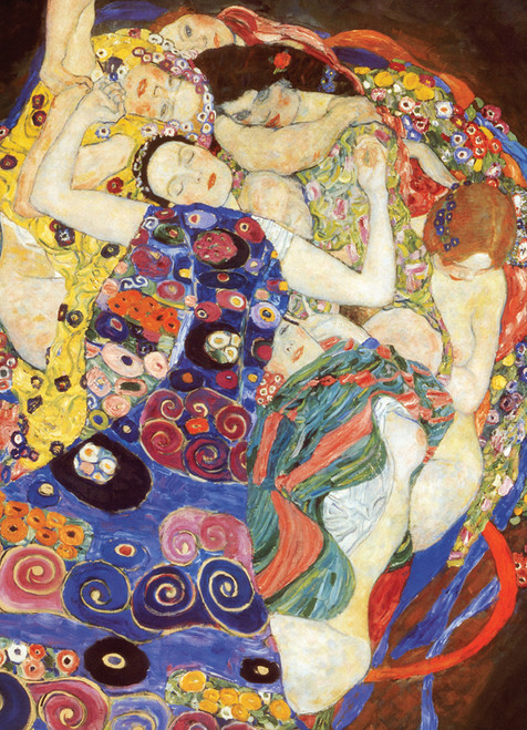 Eurographics Jigsaw Puzzles - The Virgin