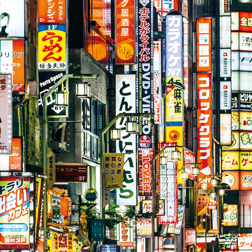 Frame Me Up: Tokyo Lights - 250pc Jigsaw Puzzle by Clementoni