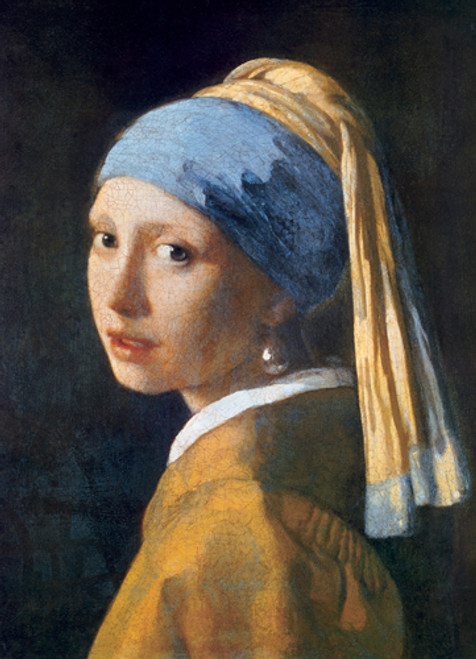 Eurographics Jigsaw Puzzles - Girl with a Pearl Earring