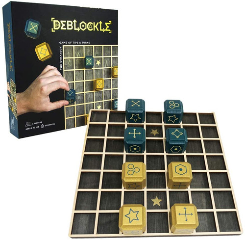 Deblockle - Strategy Game by Project Genius
