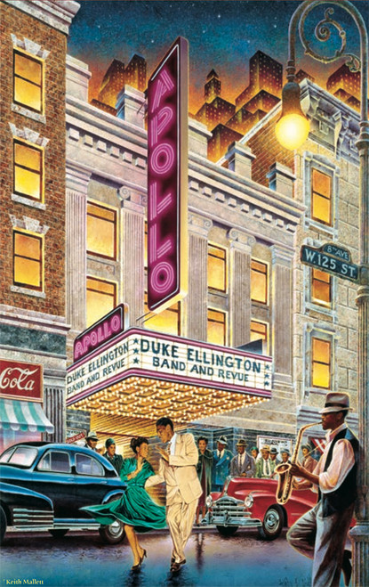 Keith Mallett: Apollo Fantasy - 550pc Jigsaw Puzzle By Sunsout