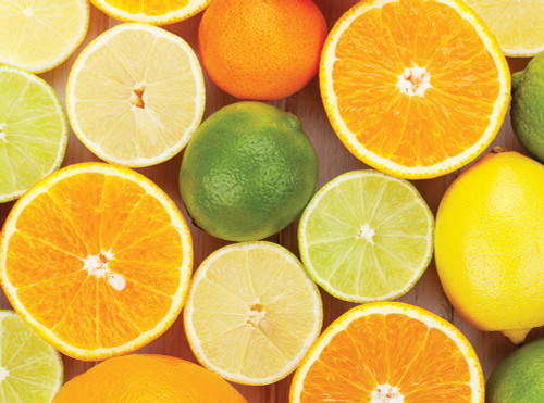 Citrus - 1000pc Jigsaw Puzzle By Serious Puzzles