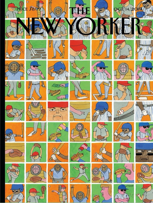 Inside Baseball - 1000pc Jigsaw Puzzle by New York Puzzle Company