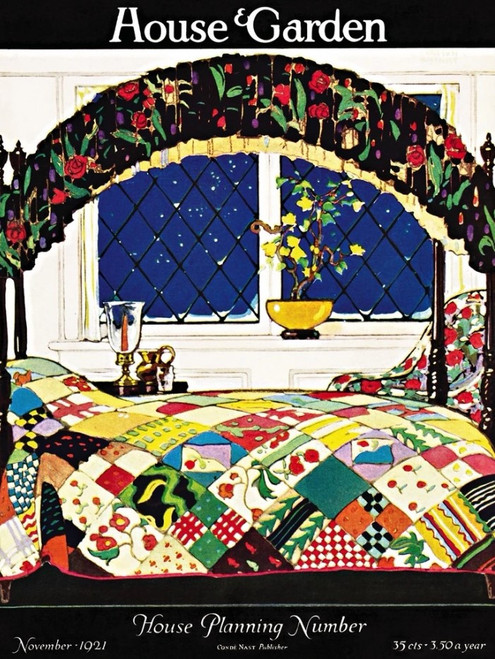 Quilted Comfort - 500pc Jigsaw Puzzle by New York Puzzle Company