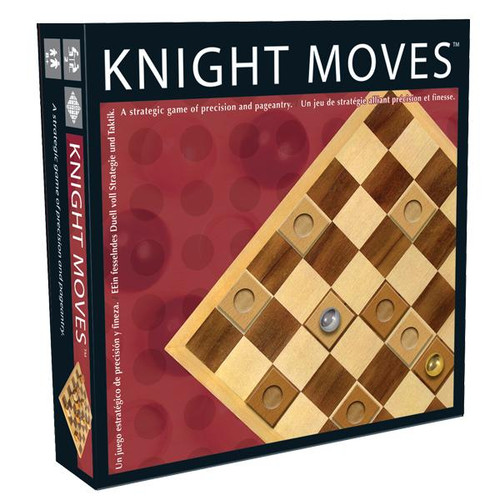 Board Games - Knight Moves