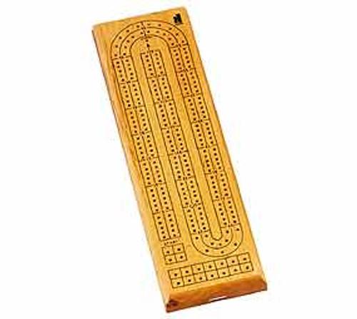 Board Games - 2 Track Cribbage Board