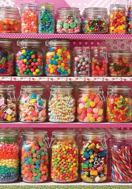 Candy Shelf - 1000pc Jigsaw Puzzle by Jack Pine