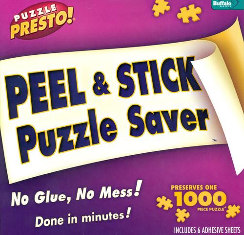 Jigsaw Puzzle Accessory - Puzzle Presto!