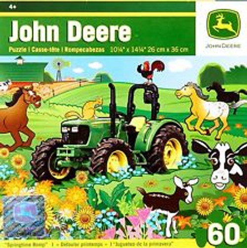 Farmer John's Welcome - 60pc Kids Puzzle by MasterPieces