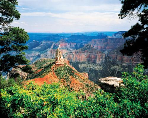 Jigsaw Puzzles - Grand Canyon North Rim
