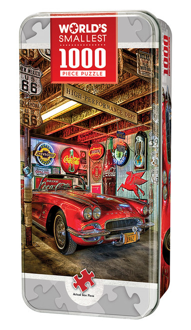 Masterpieces High Performance Jigsaw Puzzle