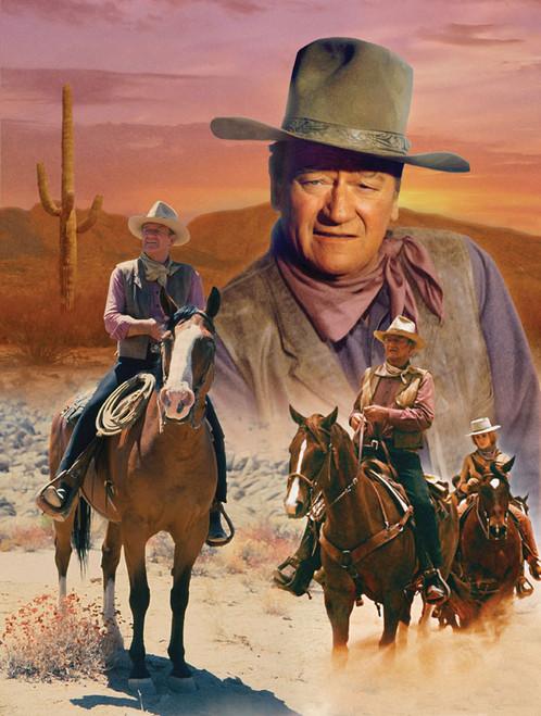 Jigsaw Puzzles - The Cowboy Way