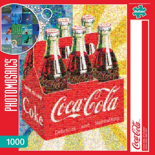Buffalo Games Coca-Cola: Coca-Cola, Of Course! Jigsaw Puzzle