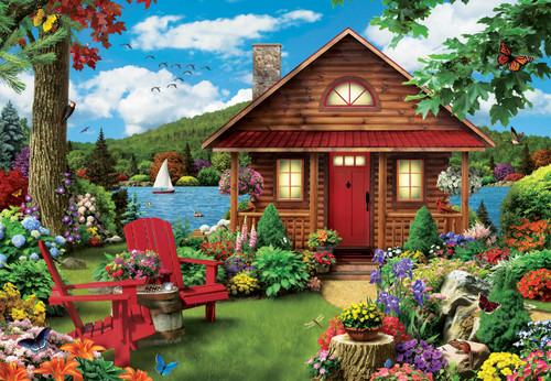 Masterpieces A Perfect Summer Jigsaw Puzzle