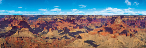 Grand Canyon - 1000pc Panoramic Jigsaw Puzzle by Masterpieces