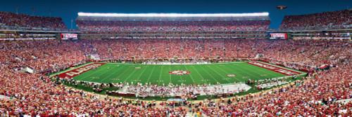 Panoramic Jigsaw Puzzles - University of Alabama: Bryant