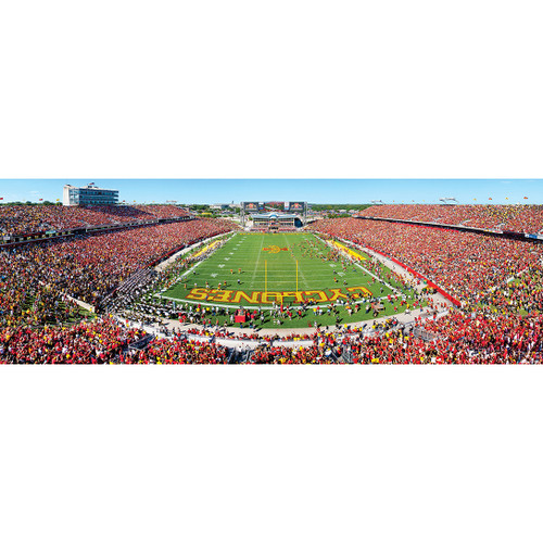 Panoramic Jigsaw Puzzles - Iowa State University
