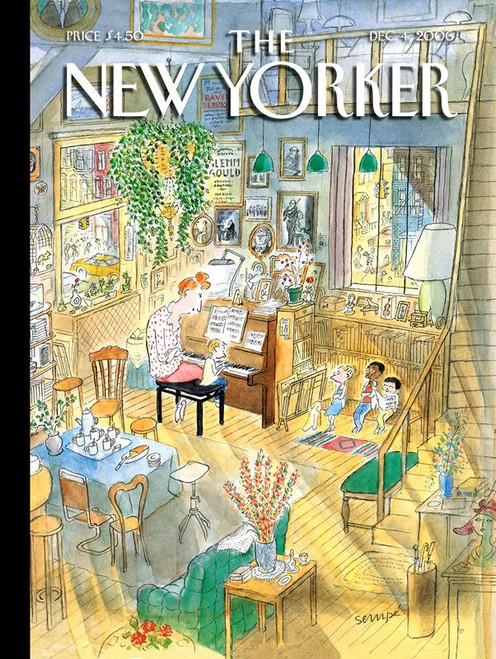 The Piano Lesson - 1000pc Jigsaw Puzzle by New York Puzzle Company