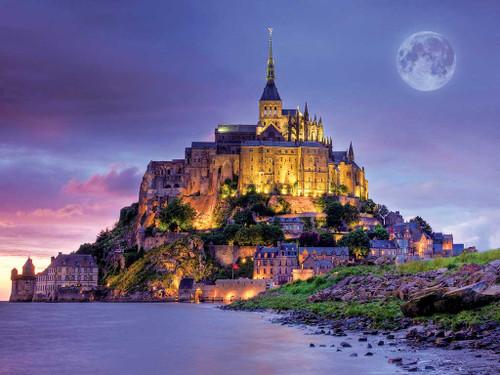 Jigsaw Puzzles - Mont Saint Michel, France