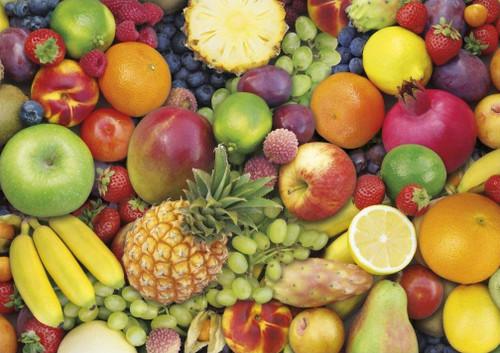 Fruit - 1000pc Jigsaw Puzzle by Piatnik