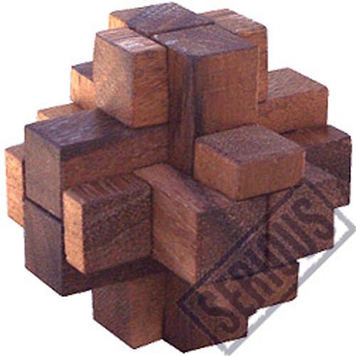 Burr Puzzle - Conundrum