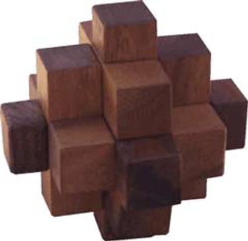 Burr Puzzle - Mayhem
