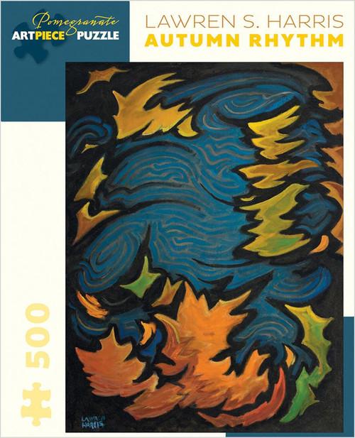 Pomegranate Harris: Autumn Rhythm 500-piece Jigsaw Puzzle