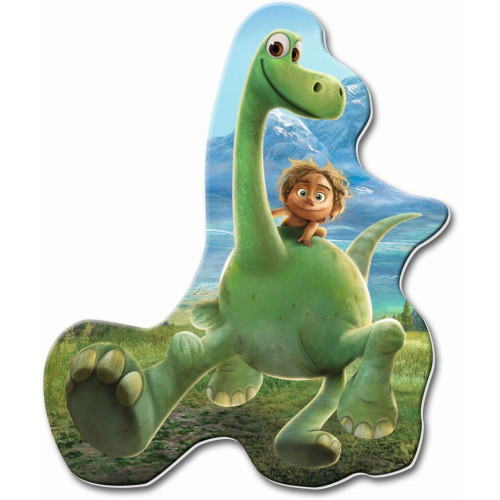 Pixar: Arlo & Spot - 24pc Shaped Jigsaw Floor by Ravensburger (discon)
