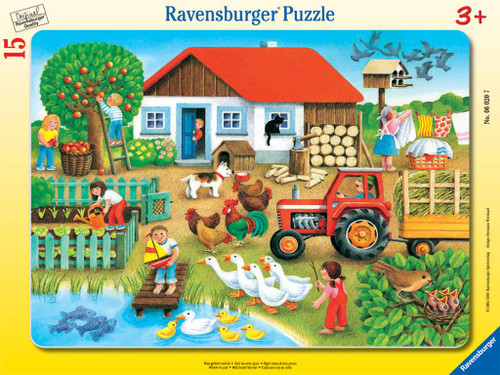 Jigsaw Puzzles For Kids - Where to Put it