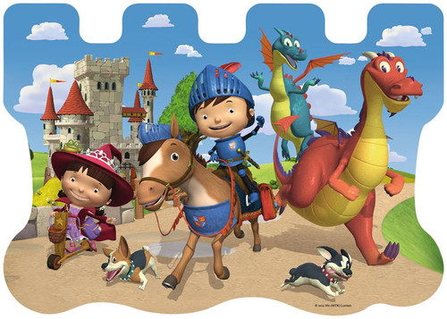 Jigsaw Puzzles for Kids - Mike and his Friends