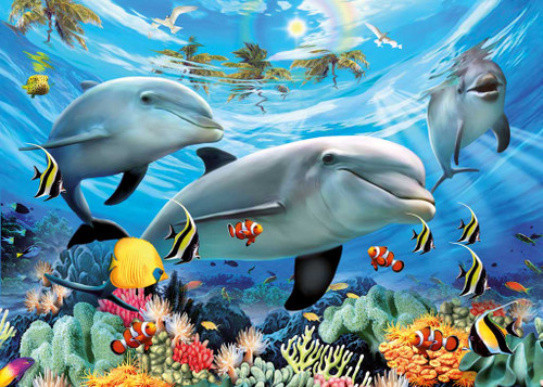 Jigsaw Puzzles for Kids - Caribbean Smile