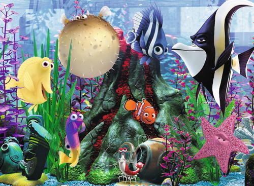 Pixar: Finding Nemo: Hanging Around - 100pc XXL by Ravensburger