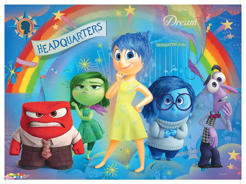 Disney Pixar: Inside Out Mixed Emotions - 100pc XXL Jigsaw Puzzle by Ravensburger
