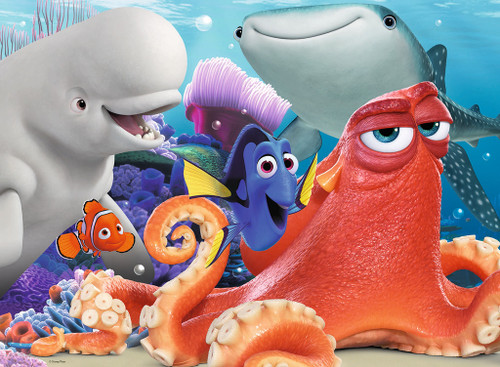 Finding Dory - 100pc Jigsaw Puzzle By Ravensburger