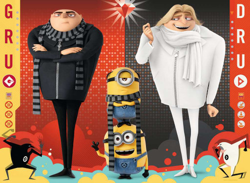 Despicable Me 3 - 100pc XXL Jigsaw Puzzle by Ravensburger
