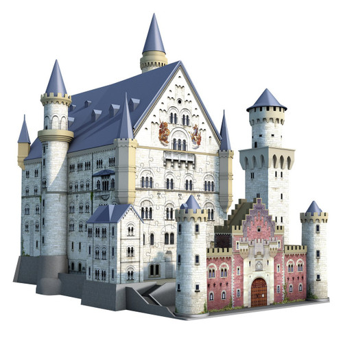 Neuschwanstein Castle - 216pc 3D Puzzle by Ravensburger
