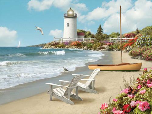 Ravensburger Jigsaw Puzzles - Sunlit Shores - Large