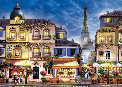 Ravensburger Large Format Jigsaw Puzzles - Pretty Paris