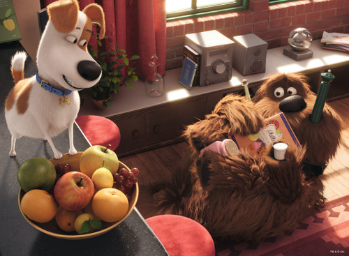 Secret Life of Pets - 300pc Jigsaw Puzzle By Ravensburger (discon-21730)