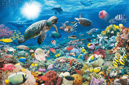 Ravensburger Jigsaw Puzzles - Beneath the Sea