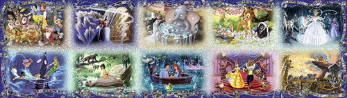 Memorable Disney Moments - 40000pc Jigsaw Puzzle By Ravensburger