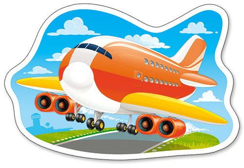 So We Fly - 15pc Jigsaw Puzzle By Castorland (discon-23974)