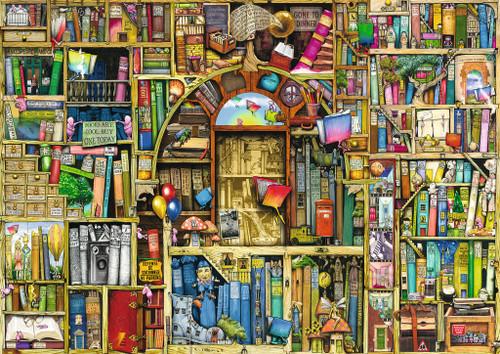 Ravensburger Jigsaw Puzzles - Bizarre Bookshop 2